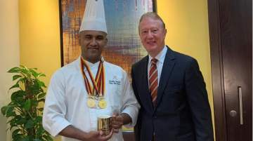 Two Seasons Hotel at IKA World Culinary Olympics 2020