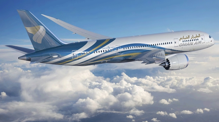 Growth for Oman Air