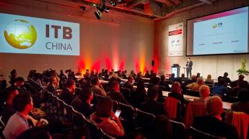ITB China, Shanghai is taking place from May 16 – 18