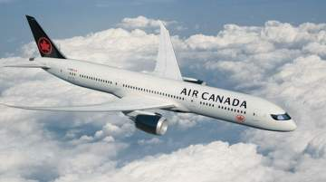 Air Canada serves more than 200 airports on six continents