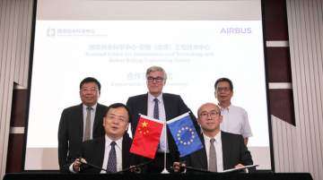 The research will be jointly conducted by ABEC engineers and a group of top Chinese academies and universities