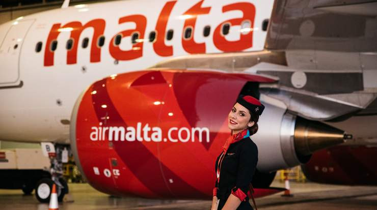 Air Malta Welcomed Second Airbus A320neo
