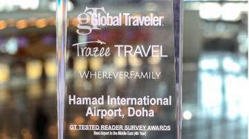 HIA awarded best airport in the Middle East by Global Traveller