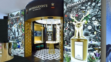 Penhaligon's boutique, Hamad International Airport