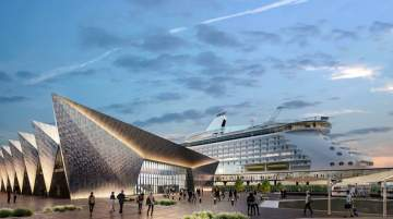 Meraas appointed ASGC for cruise terminal