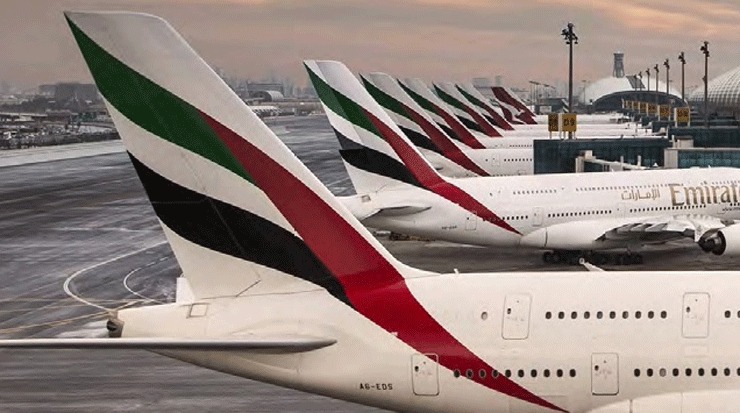 Emirates Denotes a Year of Growth