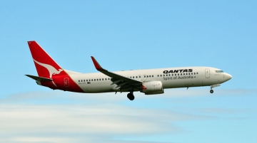 Qantas Offers Free in-Flight Applications