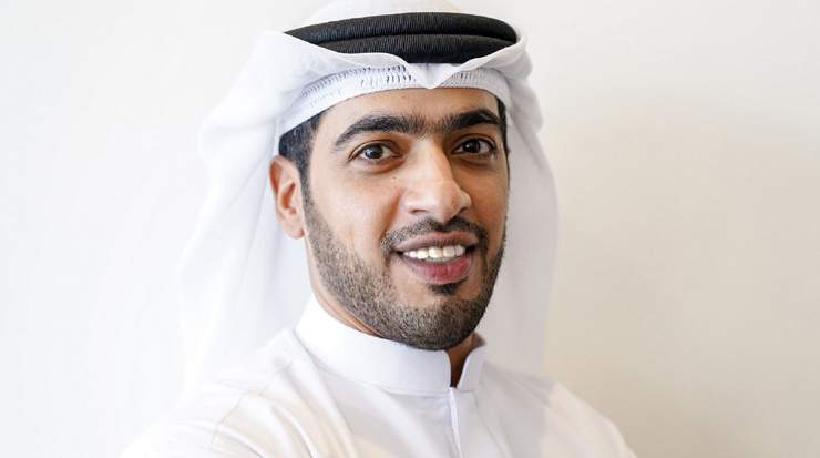 Majed Al Mualla, Manager of Souq Al Haraj for Cars