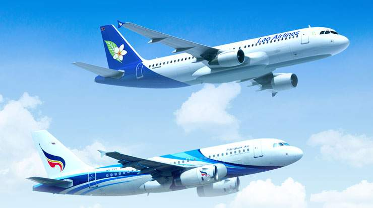The expanded cooperation allows Lao Airlines to strengthen its own presence throughout Asia