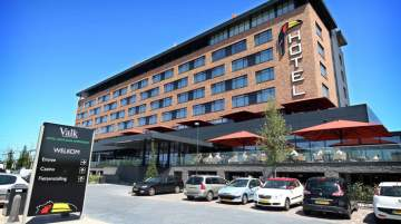 Van der Valk's hotels attract a mix of leisure and business guests