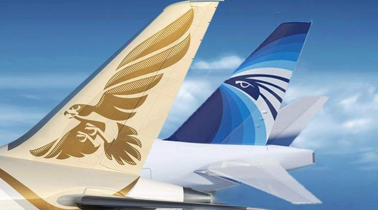 EGYPTAIR  and Gulf Air Expand Codeshare Agreement