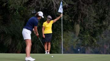 According to the company, Women's Golf Month aims to show how fun, social and inviting golf is