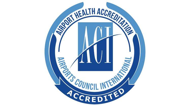 Hermes Airports: ACI Airport Health Accreditation