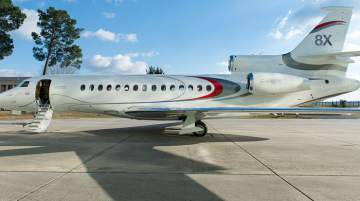 PrivateFly has 7,000 private charter aircraft to call on