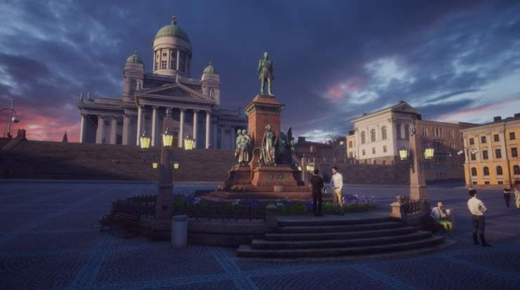 Virtual Capital Helsinki