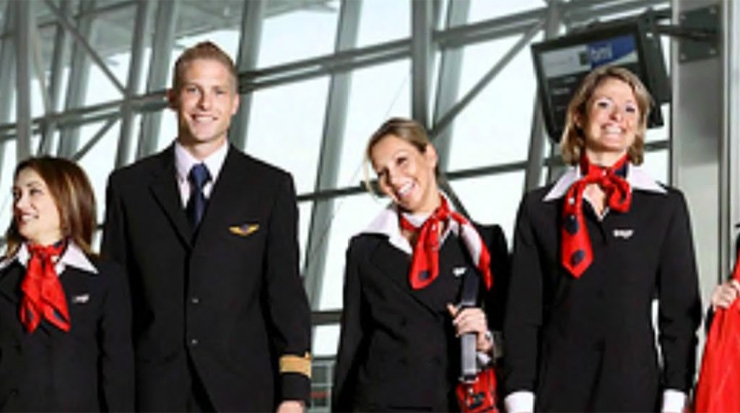 April Growth for Brussels Airlines