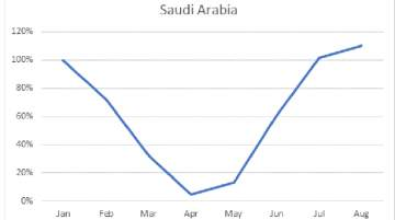 Saudi Arabia leads hospitality recovery in Middle East, as per eRevMax repo