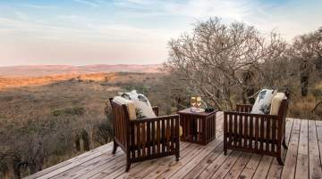 The itinerary is designed to showcase some of KwaZulu-Natal's main highlights on a two-week trip