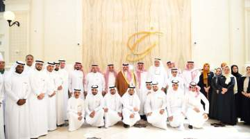 Elaf Group Saudi team