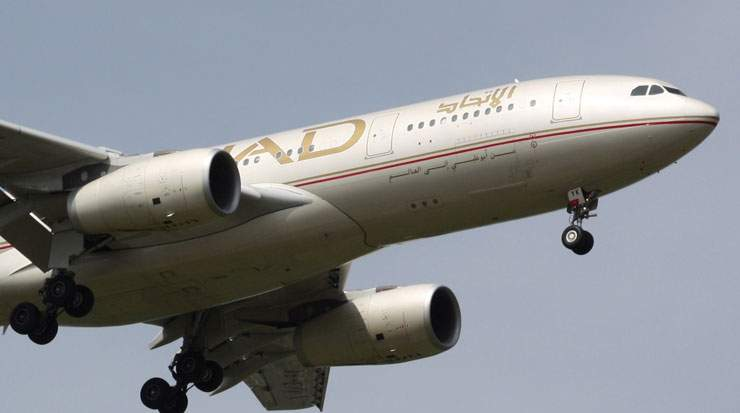Etihad transported the Kuwait athletes, their coaches, equipment as well as dignitaries and media