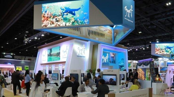 Egypt stand at ATM 2019