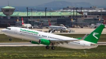 Turkmenistan Airlines will operate the route using its Boeing B737-800 aircraft, which will employ a bi-class business and economy configuration