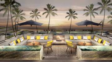 Artist impression of Park Hyatt Hotel and Residences in Phu Quoc, Vietnam