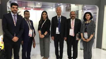 BAC revealed Bahrain's air cargo infrastructure at Air Cargo India 2018