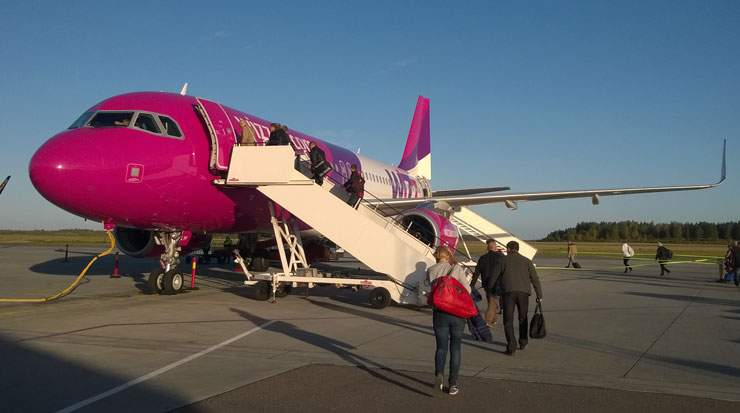 Wizz Air's offer from Austria is scheduled to include nine new routes