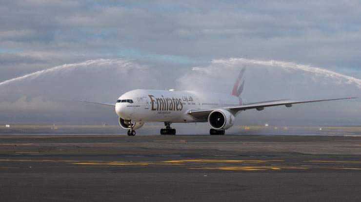 Emirates' new flight reportedly provides the only current year-round non-stop daily service between Auckland and Bali