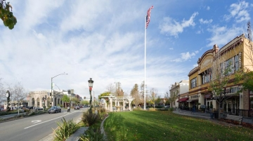 Downtown Livermore California