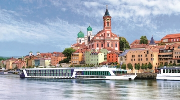 The AmaDolce in Passau
