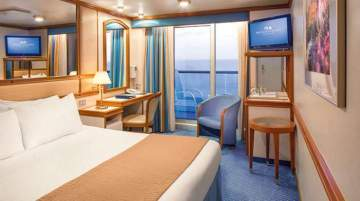 Princess Cruises has also designed a range of facilities to improve wellbeing and relaxation onboard