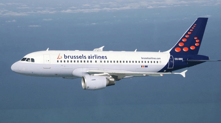 Positive Growth for Brussels Airlines