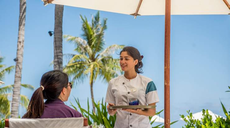 Minor Hotels food and beverage team member