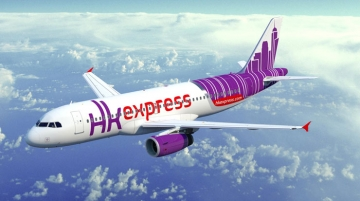 HK Express Celebrates New Year with Traffic