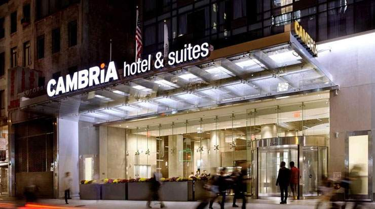 Cambria Hotels aims to continue its expansion in major markets