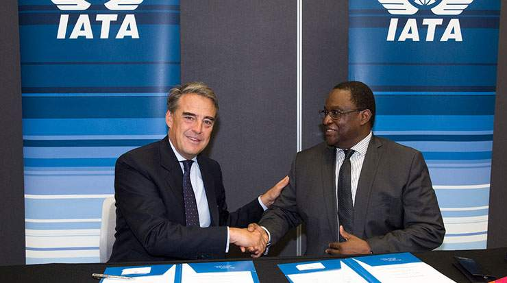 The MoU paves the way for further development in African aviation