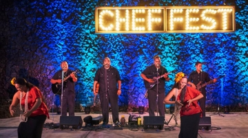 Four Seasons Hualalai's Chef Fest is a Go