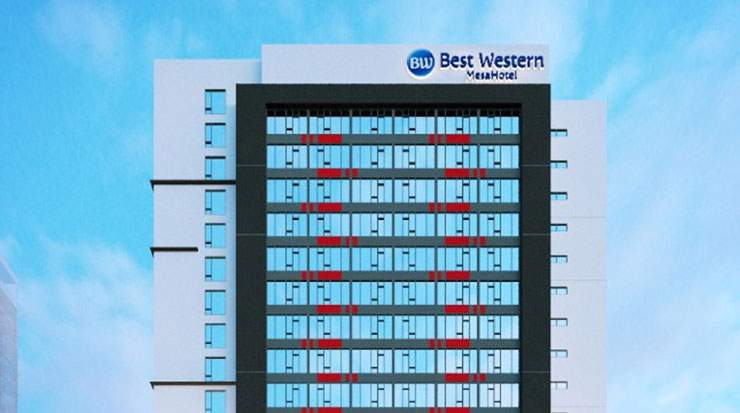 Best Western currently has 56 hotels across the Asia Pacific region