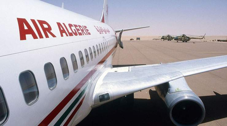 Air Algérie operates scheduled international services to 39 destinations across Europe