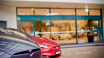Tesla Chargers Now at Crowne Plaza's Australasia Properties