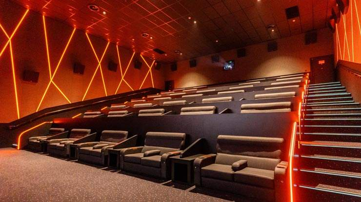 VOX Cinemas City Centre Al Zahia