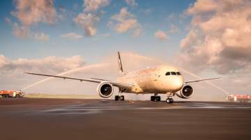 Dreamliner passengers from Casablanca can connect to Etihad's network through the airline's Abu Dhabi hub
